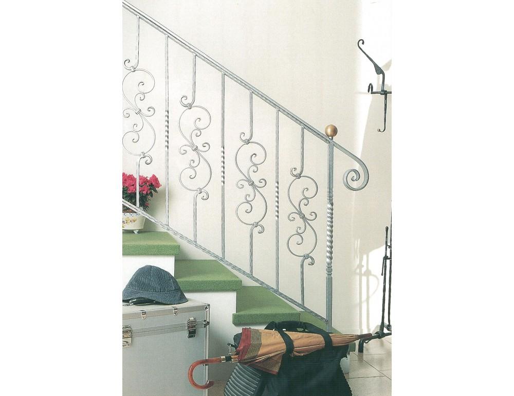 garde corps en kit br50 la m tallerie. Black Bedroom Furniture Sets. Home Design Ideas