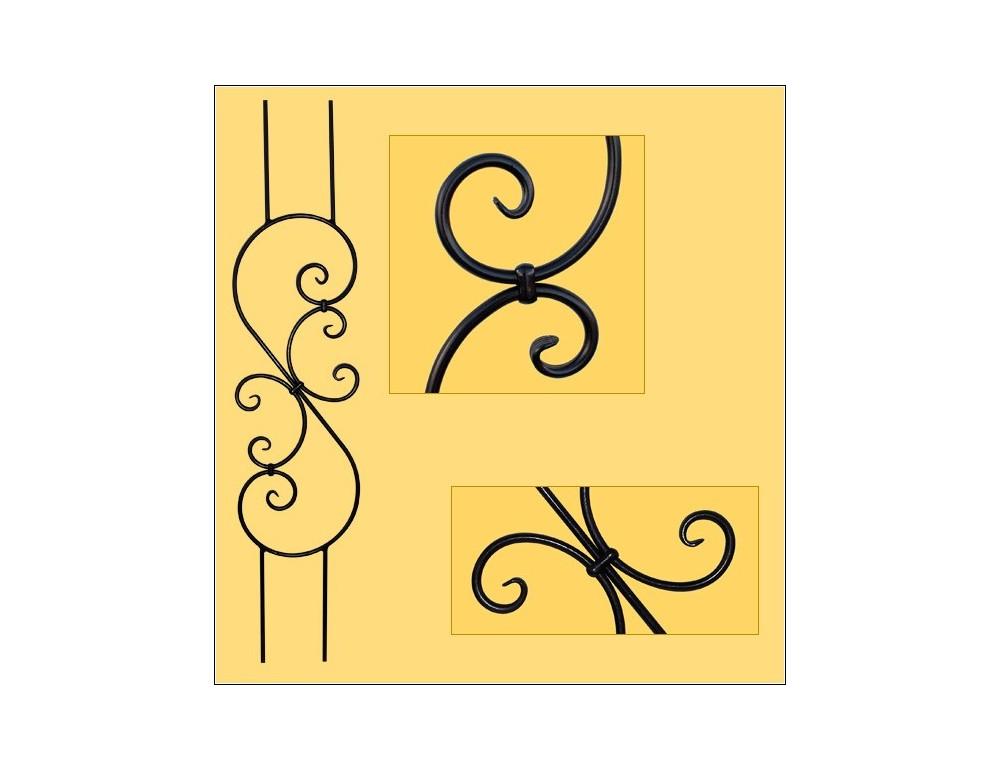 la m tallerie grille de soupirail 3 brut. Black Bedroom Furniture Sets. Home Design Ideas